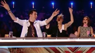 Judges Ask Her To Choose Another Song, Then Everyone Is Blown Away!