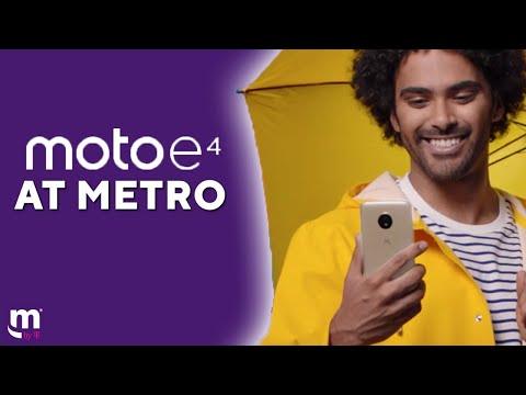 Moto E4 | MetroPCS | Sizzle Reel