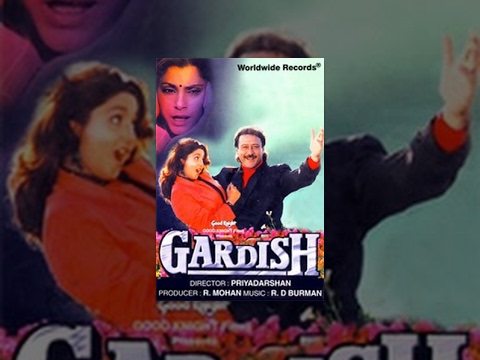 Gardish Full Hindi Bollywood Movie | Jackie Shroff & Dimple