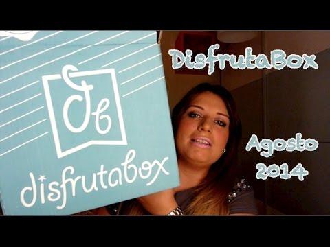 Caja DisfrutaBox Julio 2014