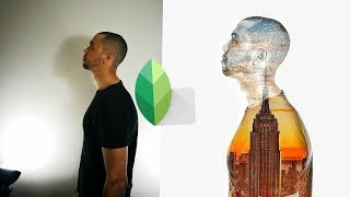 Tutorial: Create Double Exposures with a Phone and Snapseed App!