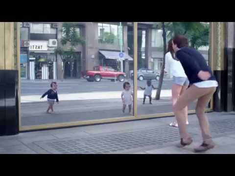 Evian baby dance - New Funny Video ( Here comes the hotstepper )