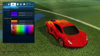 Rocket league BEST heatwave colour combinations!!!|top 3