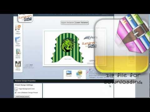 Retainersby.me - Design a Custom Dental Retainer
