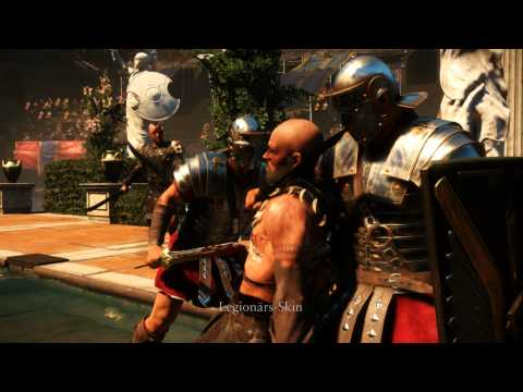 Ryse: Son of Rome [P18] - Mars Chosen Pack Trailer