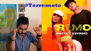 Baixar Anitta & Kevinho - Terremoto (Official Music Video) Reacción