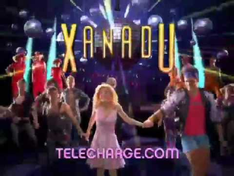 Xanadu on Broadway - commercial
