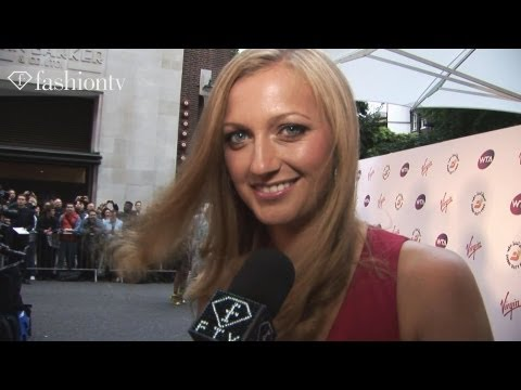 Maria Sharapova, Serena Williams, Petra Kvitova at the WTA Pre-Wimbledon Party | FashionTV