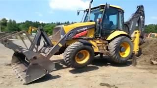 4. Excavator, Bulldozers, Crane - Máy xúc, Máy ủi, CẦn cẩu ( KIDs TV)