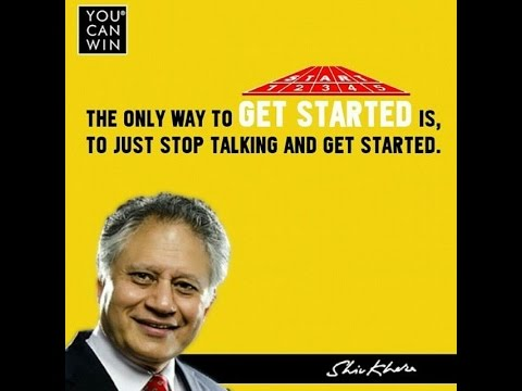 Shiv Khera Motivational Full Videos in Hindi [New Updated]