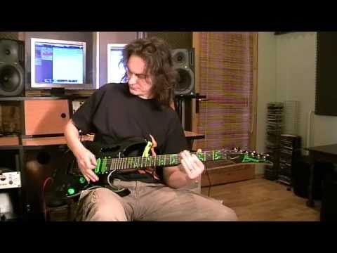 Dragianni - Whispering A Prayer (steve Vai Cover) video