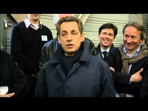 Nicolas Sarkozy contre-attaque - Le 20/03/2014 à 19h00