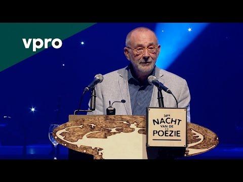 Hans Dorrestijn op de Nacht van de Poëzie 2016