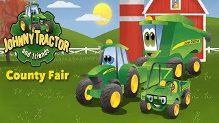 Johnny Tractor and Friends: County Fair (Soul and Vibe Interactive Inc.) - Best App For Kids