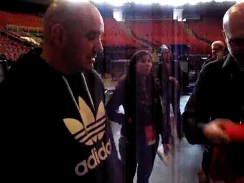 Dana White UFC 111 Video Blog - 3/26/10