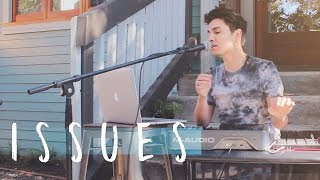 Download Lagu Issues (Julia Michaels)- Sam Tsui Looping Cover Gratis STAFABAND