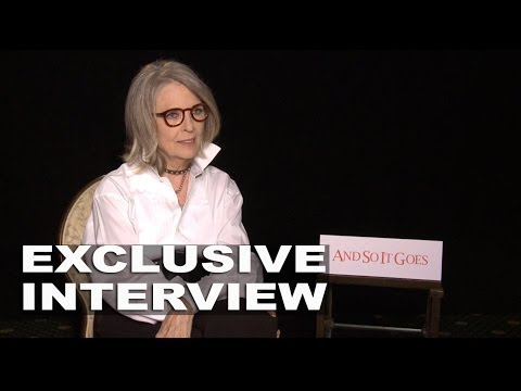 And So It Goes: Diane Keaton Exclusive Interview Part 1 of 2