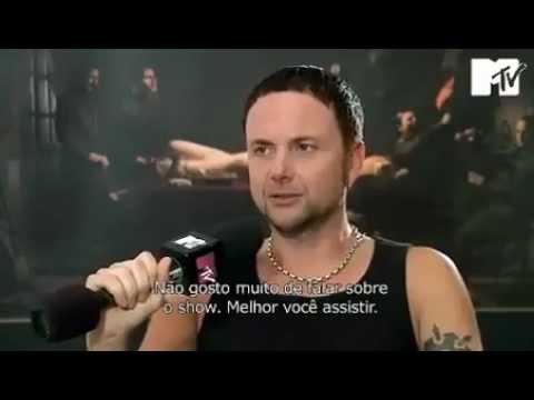 Paul Landers interview - MTV Brasil (SPANISH, PORTUGUESE, ENGLISH subtitles)