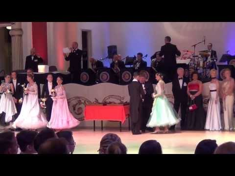 Blackpool 2013 Junior Ballroom Prize Presentation (continue)