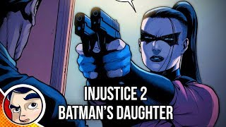 "Injustice 2 ""Batman Meets His Daughter"" - Complete Story"