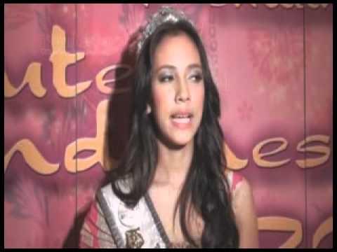 Nadine Siap Copot Gelar Putri Indonesia!