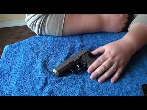 Kahr CW9 Review