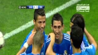 أهداف مباراة ريال مدريد 6-1 جالطة سراي  [ 17/9/2013 ] عصام الشوالي [ HD ]