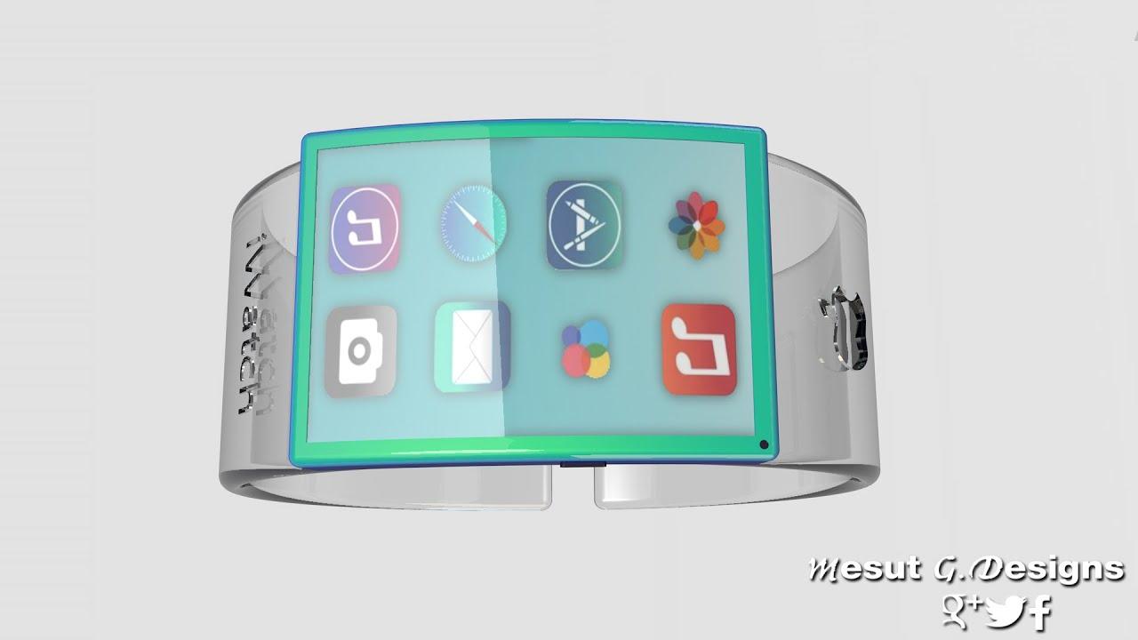 Apple Glasses Concept Glass Hologram Concept