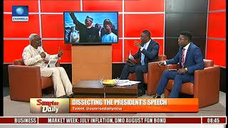 Strategy Has Continued To Be Absent In Buhari's Administration-- Nya Etok Pt.1 | Sunrise Daily |