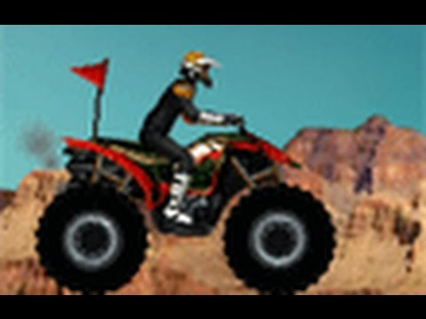 Bike Racing Games For Children ATV Destroyer Racing Games