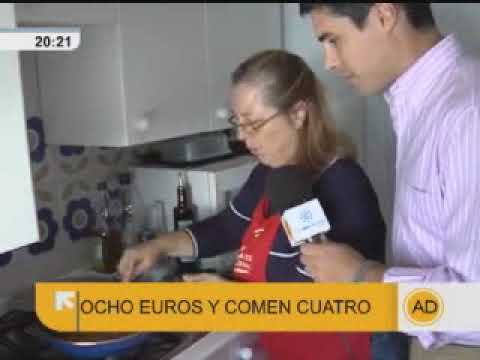"""Recetas de pescado barato, en """"Andalucía Directo"""""""