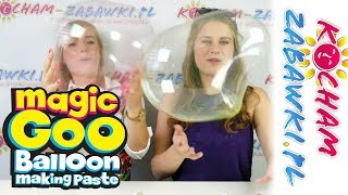 Magic Goo Baloon • Baloniki z pasty • Tutorial
