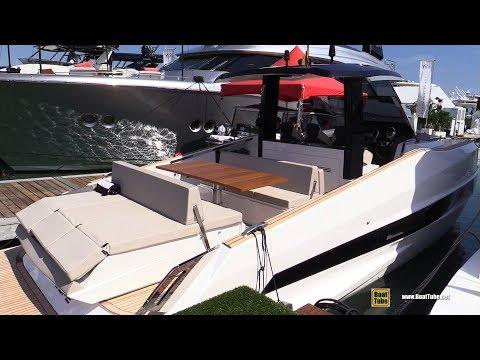 2019 Astondoa 377 Coupe Yacht - Walkthrough - 2019 Miami Yacht Show