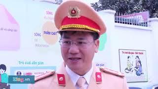Đại tá CSGT  '70% vụ tai nạn do ý thức người điều khiển'