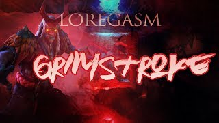 LOREGASM: Grimstroke and the world of the Spirits