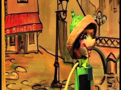 Extraits de » Madame Ducordon en vacance», http://www.marionnettes-aquitaine.vpweb.fr