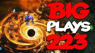 Dota 2 - Big Plays Moments - Ep. 223