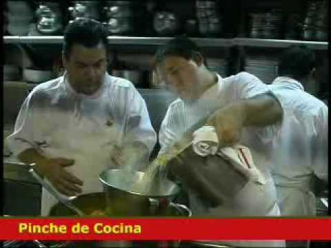Guia de Ocupaciones. Pinche de Cocina
