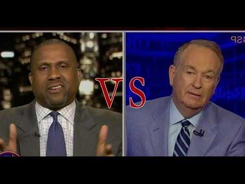 Bill O'Reilly vs Tavis Smiley on Donald Trump