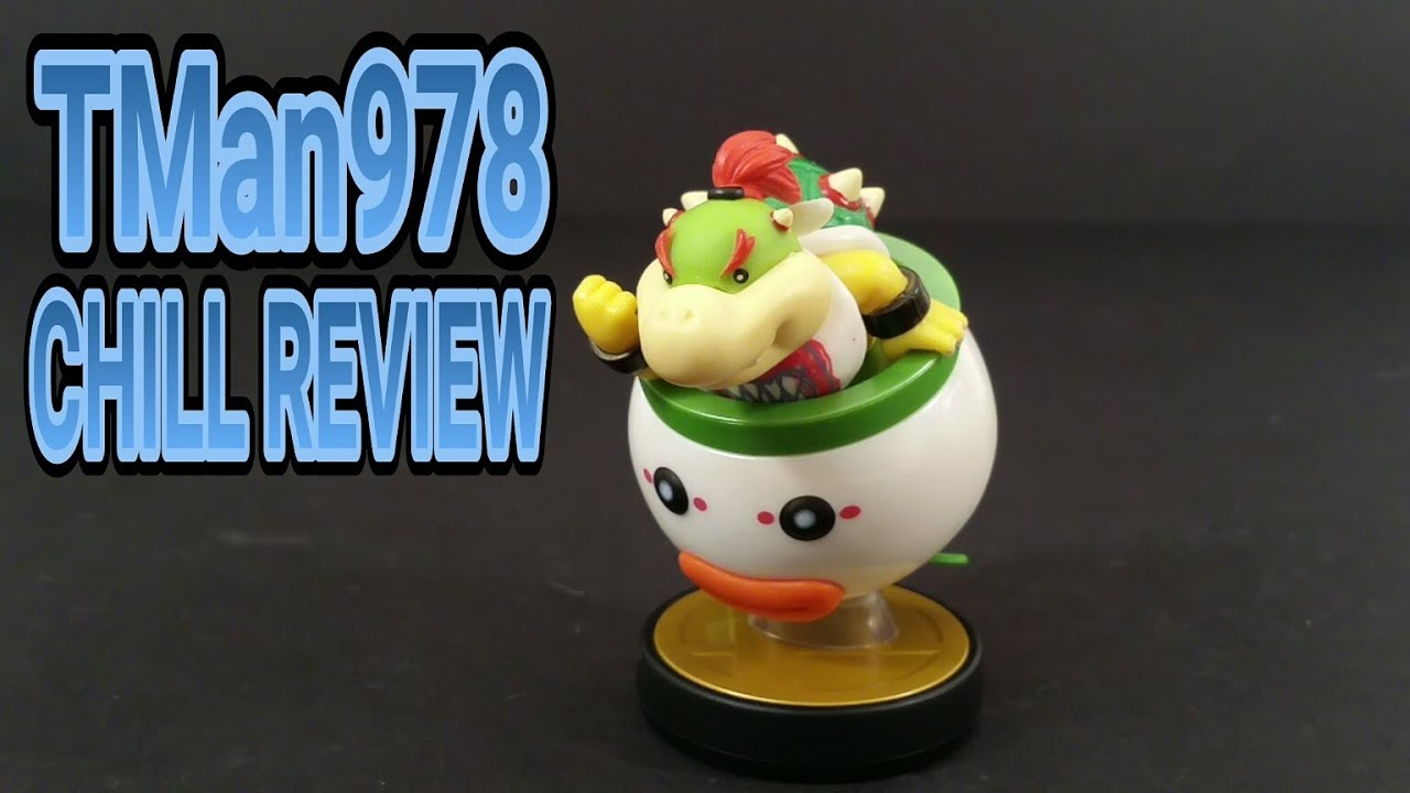 Bowser Jr ToysRUs Exclusive Bowser Jr And The Koopalings