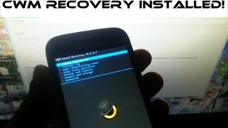 Samsung Galaxy Ace 3 (HOW TO FLASH INSTALL CWM RECOVERY)