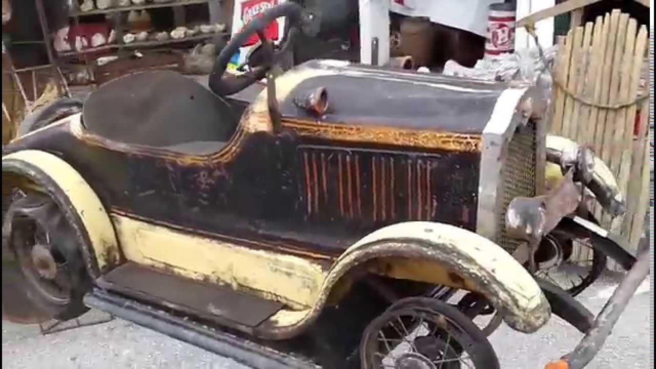 how to make a pedal car