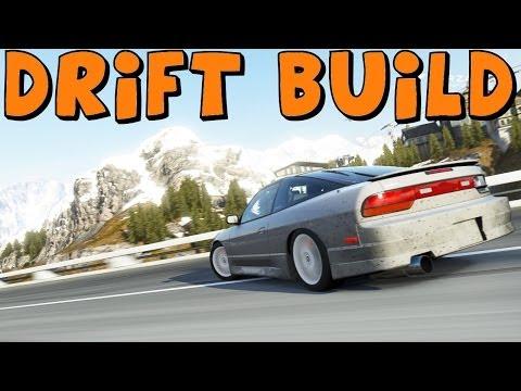 Forza Motorsport 5   Nissan 240SX   Drift Build