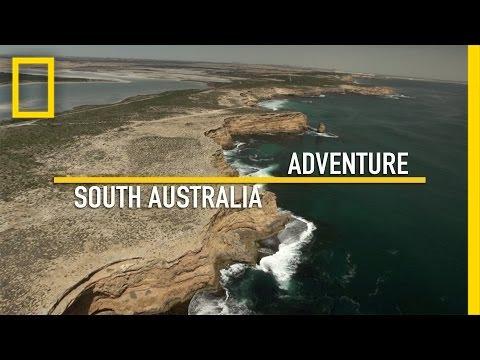 2分で伝える美しい南オーストラリア州を疑似冒険♪
