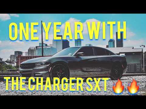 2016 Dodge Charger SXT  Blacktop Edition Owners Review After 1 Year