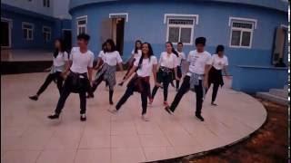 Nhảy FLASHMOB Bắc Kim Thang - Ban liên lạc sinh viên Long An - Trường Đại học Y dược Cần Thơ