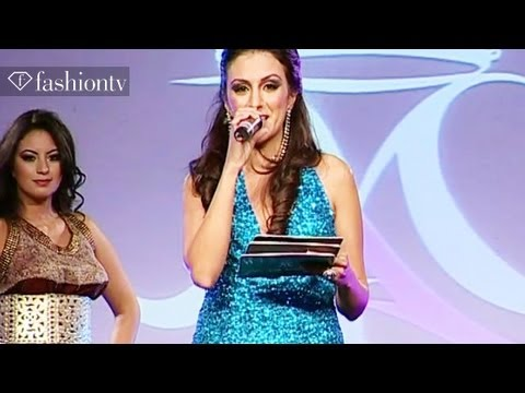 Miss Arab London 2011 - Produced By Al Alamia Tv | Fashiontv - Ftv video
