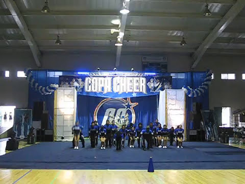 Titanes Copa Cheer 09