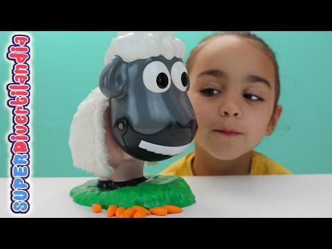 La oveja negra - Juego de mesa con Andrea. Divertilandia.