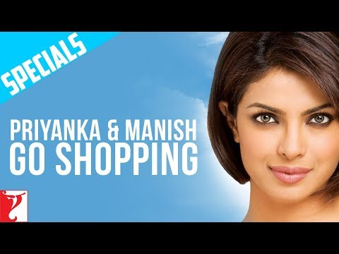 Priyanka & Manish Go Shopping - Pyaar Impossible